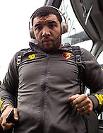 Troy Deeney of Watford arrives during the FA Cup match at The Den, London<br /> Picture by Liam McAvoy/Focus Images Ltd 07413 543156<br /> 29/01/2017