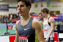 New Balance Indoor Grand Prix track meet: Donn Cabral