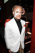 May 19, 2016-Brooklyn, NY: United States- Designer/Art Consultant Joakim Von Ditmar attends the 2nd Annual (Museum of Contemporary African Diasporic Art (MoCADA) Masquerade Ball held at the Brooklyn Academy of Music on May 19, 2016 in Brooklyn, New York. (Terrence Jennings/terrencejennngs.com)