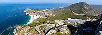 The Cape of Good Hope  on the Atlantic coast of Cape Peninsula, South Africa. Panorama.