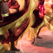 Mauritian sega dancers.