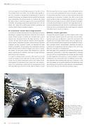 Les Alpes: Creuser ou réfléchir? (January 2015)