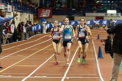 NSAF 2014 New Balance Nationals Indoor, girls two-mile won by Tessa Barrett