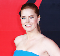 Amy Adams, Batman V Superman: Dawn of Justice - European film premiere, Leicester Square, London UK, 22 March 2016, Photo by Richard Goldschmidt