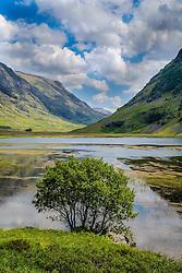 Loch Achtriochtan in Glencoe, Highlands of Scotland<br /> <br /> (c) Andrew Wilson   Edinburgh Elite media