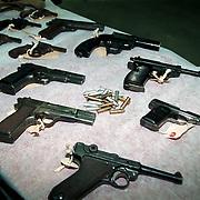 Resultaat van de wapeninleveractie politie Gooi & Vechtstreek