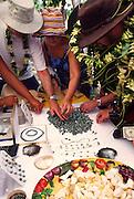 Black Pearl shopping, French Polynesia<br />