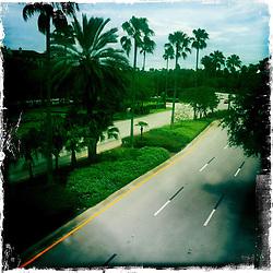 Universal Orlando Resort. Orlando holiday 2012. Photo taken with the Hipstamatic photo application on Apple iPhone 4.
