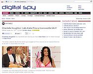 Chantelle Houghton and Alex Reid / Digital Spy / 1st November 2011.