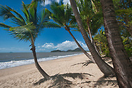 Palm Cove Beach north of Cairns.