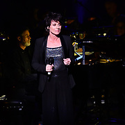 Lisa Jane Stansfield is an English singer, songwriter and actress preforms at Jazz Voice - Festival opening gala at Royal Festival Hall on 16 Nov 2018, London, UK.