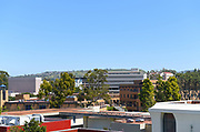 Buildings and Rooftops on the Campus of the University of California Irvine