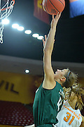 March 18, 2016; Tempe, Ariz;  Green Bay Phoenix guard Kaili Lukan (4) puts up a shot over Tennessee Lady Volunteers guard/forward Jaime Nared (31) during a game between No. 7 Tennessee Lady Volunteers and No. 10 Green Bay Phoenix in the first round of the 2016 NCAA Division I Women's Basketball Championship in Tempe, Ariz.