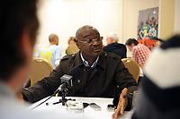 FOOTBALL - PUMA AFRICAN UNITY EXPERIENCE - 28/05/2010 - ROGER MILLA (CAM)<br /> PHOTO : FRANCK FAUGERE / DPPI