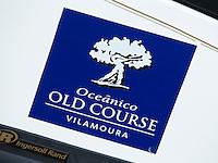 VILAMOURA - Algarve - Oceanico OLD COURSE  Golfcourse, logo ,   COPYRIGHT KOEN SUYK