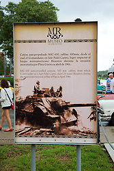 Museum Of The Revolution Sign