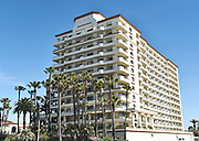 Hilton Waterfront Beach Resort Hotel in Huntington Beach California