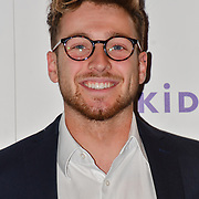 Sam Thompson attend Spectacle Wearer of the Year 2018 at 8 Northumberland avenue, on 23 October 2018, London, UK.