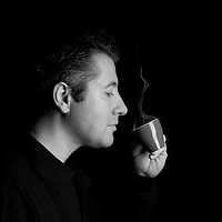 Vichte, Belgium 26 September 2006 <br /> Peter Deprez, coffee trader and CEO of Viva Sara.<br /> Photo: Ezequiel Scagnetti