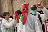 Protest Against Waste Incinetarion Plant