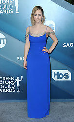 Rachel Brosnahan at the 26th Annual Screen Actors Guild Awards held at the Shrine Auditorium in Los Angeles, USA on January 19, 2020.