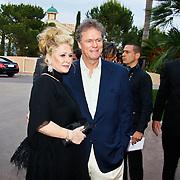 MON/Monte Carlo/20100512 - World Music Awards 2010, Kathy Hilton en partner Rick Hilton