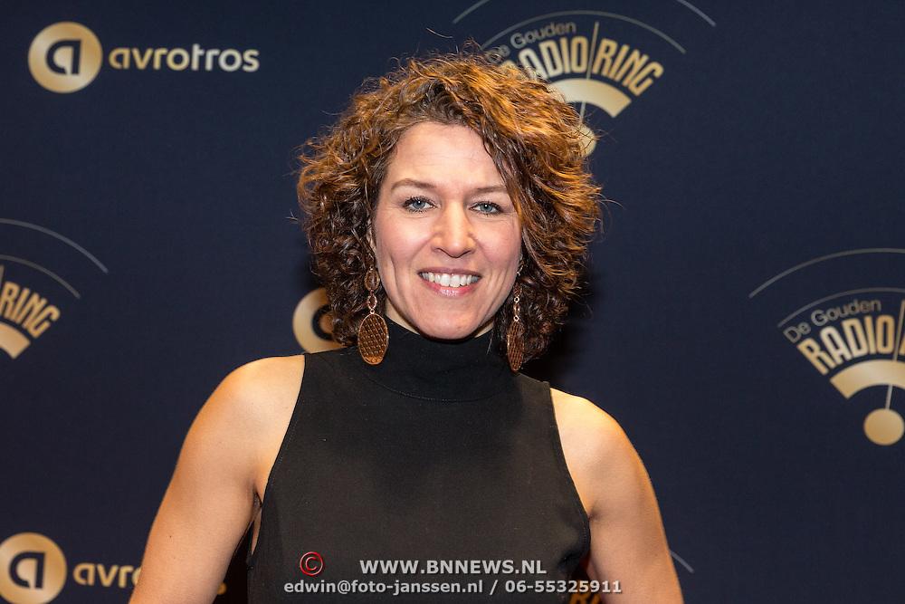 NLD/Hilversum/20170119 - Start inloop 11de Radio Gala 2016, Evelien de Bruijn