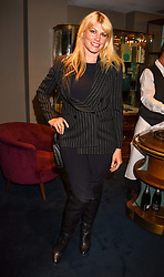 Meredith Ostrom at the third annual Fortnum's x Frank exhibition at Fortnum & Mason, 181 Piccadilly, London, UK on September 12, 2018.<br /> 12 September 2018.