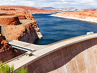 https://Duncan.co/lake-powell-at-glen-canyon-dam