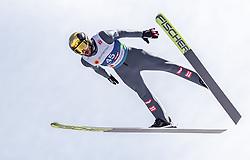 21.02.2019, Bergiselschanze, Innsbruck, AUT, FIS Weltmeisterschaften Ski Nordisch, Seefeld 2019, Nordische Kombination, Skisprung, Training, im Bild Manuel Fettner (AUT) // Manuel Fettner of Austria during a training of Ski Jumping competition for Nordic Combined of FIS Nordic Ski World Championships 2019. Bergiselschanze in Innsbruck, Austria on 2019/02/21. EXPA Pictures © 2019, PhotoCredit: EXPA/ JFK