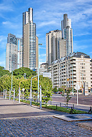 Puerto Madero Residential Skyscrapers