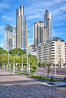 Puerto Madero Residential Skyscrapers