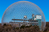 ARCHITECTURE_Geodesic_Dome_Montreal