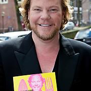 """NLD/Amsterdam/20100421 -  Presentatie Bastiaan van Schaik boek """"Koken met Modellen"""", Bastiaan van Schaik"""
