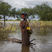 Devastating flooding hits South Sudan