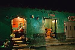 Huehuetenango At Night