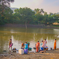 By the Water by Runali