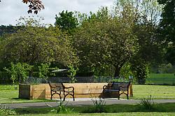 A place for quite contemplation on the Stirling Riverside<br /> <br /> (c) Ger Harley| Edinburgh Elite media