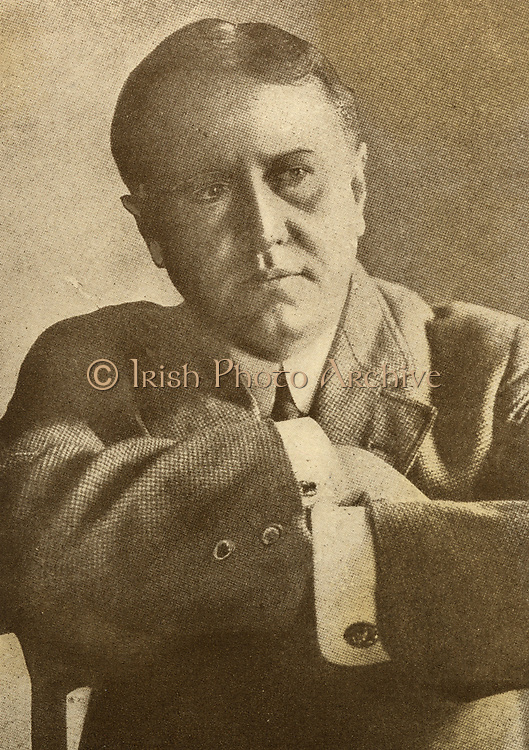 'William Sydney Porter (1862-1910), known by his pen name O. Henry.  American writer, mainly of short stories.'