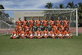 2004 UM Women's Soccer Photo Day
