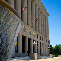 Nashville City Hall - a mix of classical and art deco infulences in the heart of Music City.