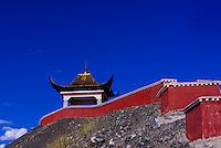 Gonggar, Shannan Prefecture, Tibet (Xizang), China.