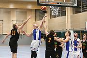 Basketball: Oberliga Hamburg, TSV Winsen Baskets - SC Ottensen 71:69, Winsen, 03.10.2020<br /> <br /> © Torsten Helmke