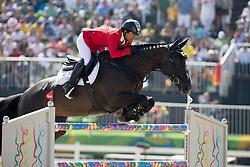 Masui Toshiki, JPN, Taloubetdarco K Z<br /> Olympic Games Rio 2016<br /> © Hippo Foto - Dirk Caremans<br /> 14/08/16