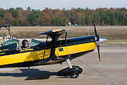 Arkansas, AR, USA, Airpower Arkansas 2006 was held at the Little Rock Air Force base November 2006 participation of the Air Force, Navy, National Guard and civilian aerobatics aviators. Jon Melby's Pitts S2B aerobatic plane