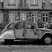 Citroen 2CV, Copenhagen, Denmark (May 2005)