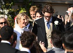 The wedding of Ellie Goulding and Casper Jopling, York Minster. Photo credit should read: Doug Peters/EMPICS