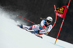ELLENBERGER Andrea of Switzerland competes during the 6th Ladies'  GiantSlalom at 55th Golden Fox - Maribor of Audi FIS Ski World Cup 2018/19, on February 1, 2019 in Pohorje, Maribor, Slovenia. Photo by Vid Ponikvar / Sportida