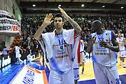 DESCRIZIONE : Eurocup 2013/14 Gr. J Dinamo Banco di Sardegna Sassari -  Brose Basket Bamberg<br /> GIOCATORE : Brian Sacchetti<br /> CATEGORIA : Ritratto Esultanza<br /> SQUADRA : Dinamo Banco di Sardegna Sassari <br /> EVENTO : Eurocup 2013/2014<br /> GARA : Dinamo Banco di Sardegna Sassari -  Brose Basket Bamberg<br /> DATA : 19/02/2014<br /> SPORT : Pallacanestro <br /> AUTORE : Agenzia Ciamillo-Castoria / Luigi Canu<br /> Galleria : Eurocup 2013/2014<br /> Fotonotizia : Eurocup 2013/14 Gr. J Dinamo Banco di Sardegna Sassari - Brose Basket Bamberg<br /> Predefinita :