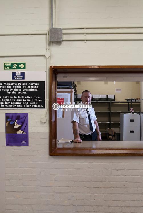 Prison officer, HM Prison Albany